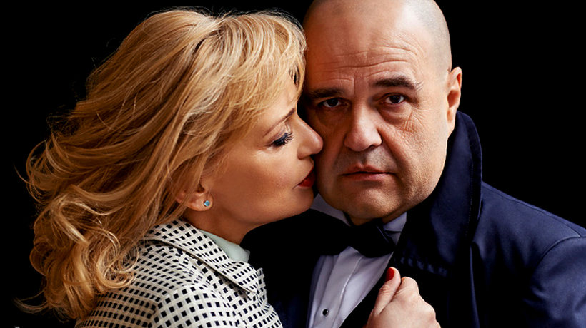 Katarzyna Żak i Cezary Żak, VIVA! maj 2016