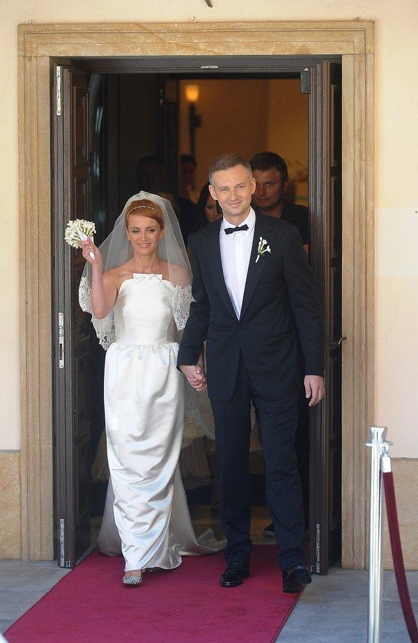Katarzyna Zielińska ślub
