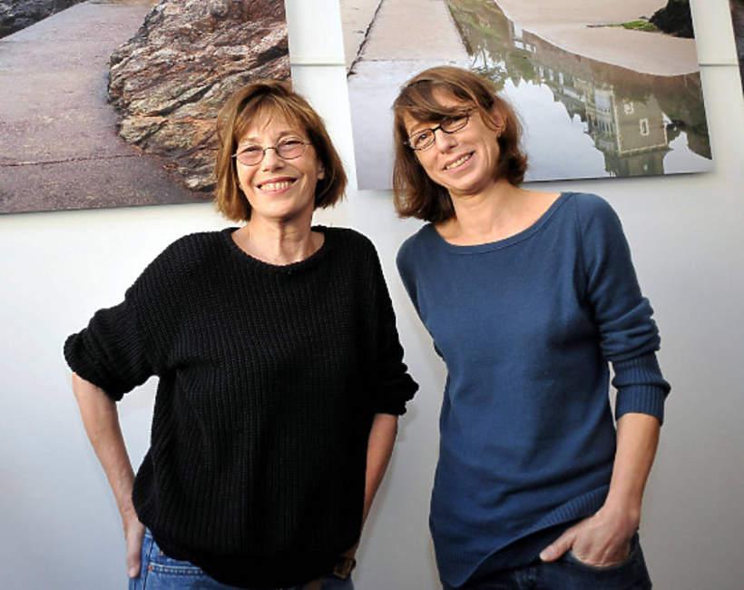 Kate Barry i Jane Birkin