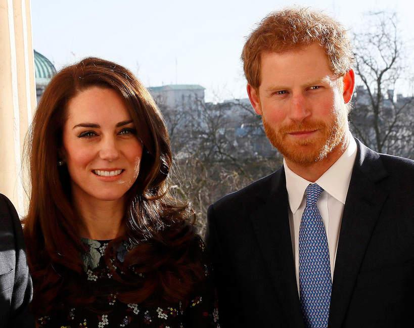 Kate i Harry, konflikt?