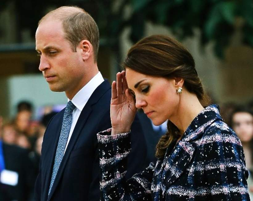 Kate i Wiliam reagują na hejt