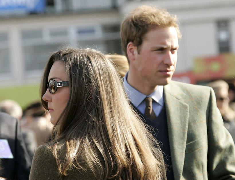 Kate i William 2007 rok