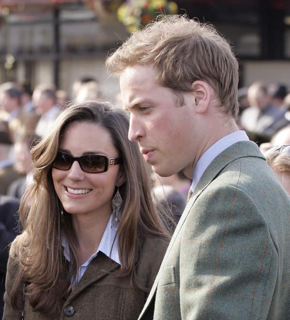 Kate i William jak się poznali