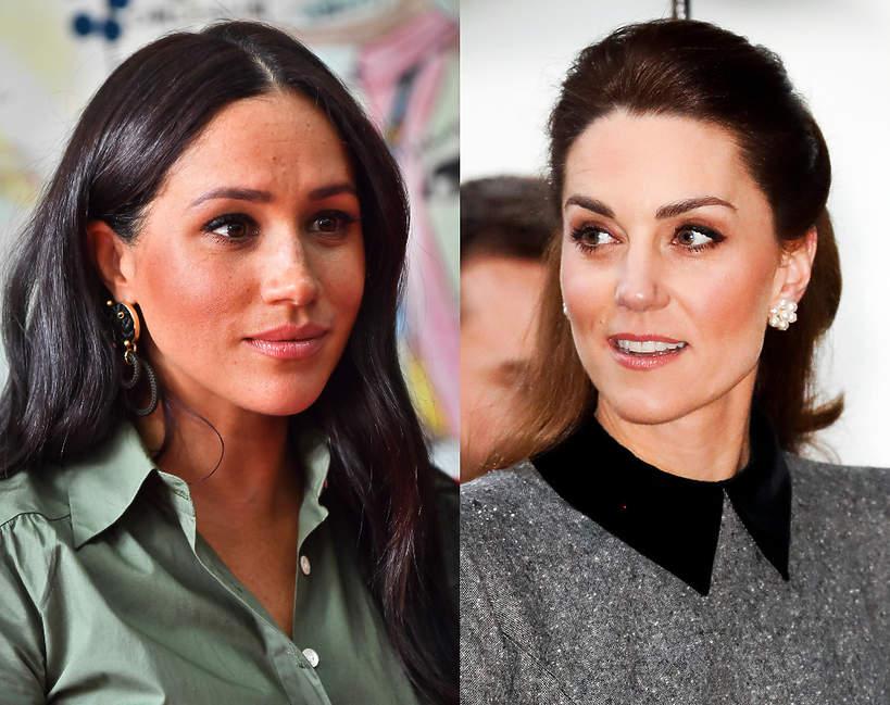 Kate, Meghan, księżna Kate, księżna Meghan