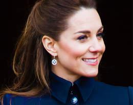 Kate Middleton w czarnej stylizacji upamiętnia rocznicę śmierci Alexandra McQueena