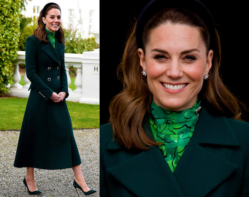 Kate Middleton Irlandia