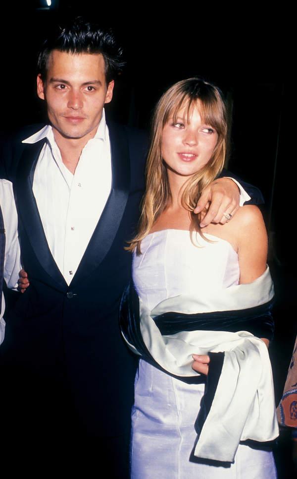 Kate Moss i Johnny Depp. Jak wyglądała ich relacja?