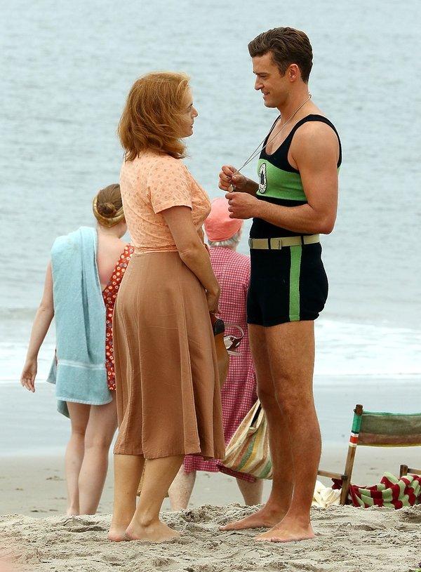Kate Winslet, Justin Timberlake, Wonder Wheel, nowy film Woody'ego Allena