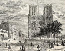 Wielki pożar w katedrze Notre Dame! Poznaj historię tej niezwykłej budowli…