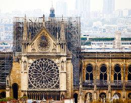 Tak wygląda katedra Notre Dame po pożarze! Są pierwsze zdjęcia z wnętrza budynku