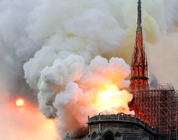 Katedra Notre Dame płonie! Ogień trawi zabytkową budowlę Paryża