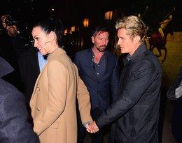 Katy Perry i Orlando Bloom LISTOPAD 2016