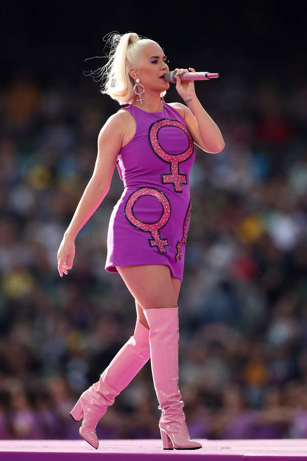Katy Perry na scenie