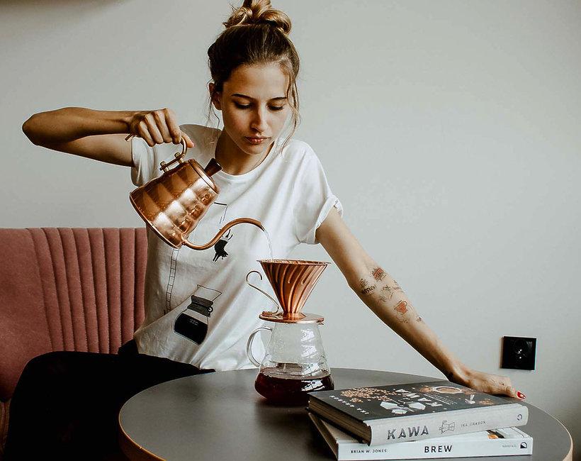 kawa z dripa