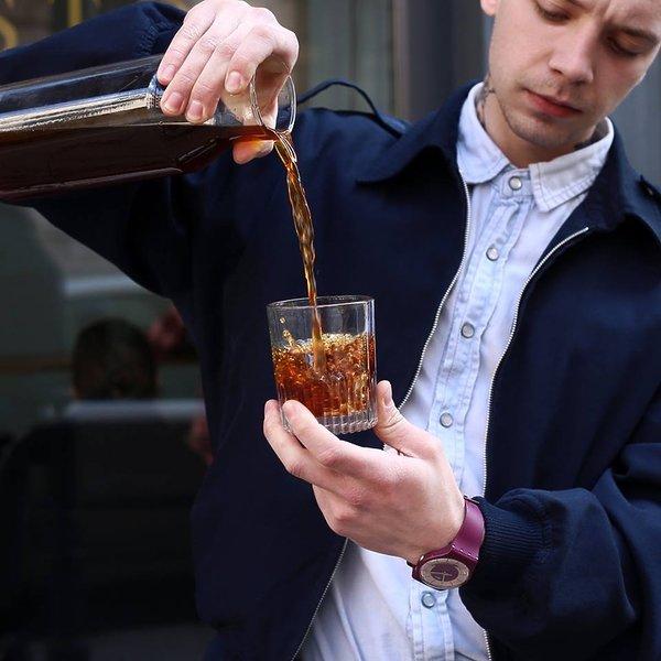 Kawiarnia Stor w Warszawie