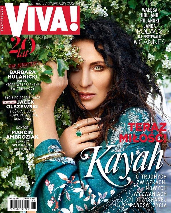 Kayah, VIVA! czerwiec 2017