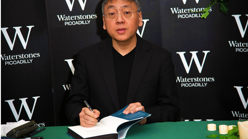 Kazuo Ishiguro literacka Nagroda Nobla 2017