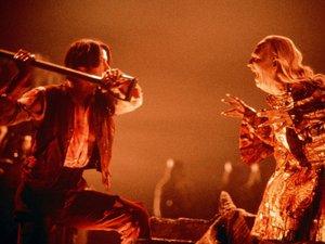 Keanu Reeves i Gary Oldman w filmie Dracula, 1992