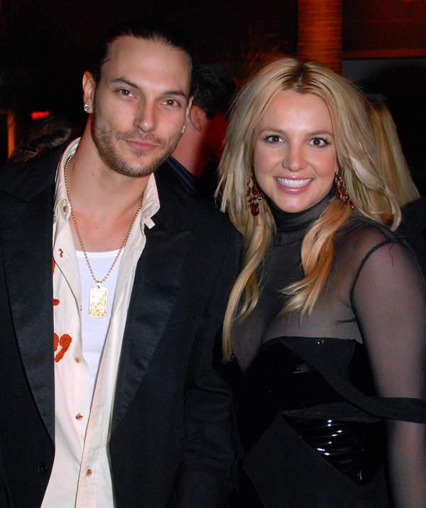 Kevin Federline, były mąż Britney Spears