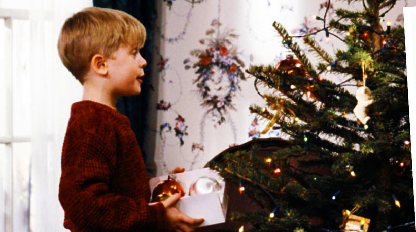 Kevin Sam w domu, świąteczne filmy, Culkin w roli Kevina