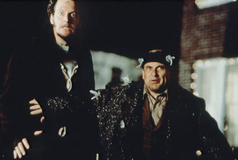 Kevin sam w Nowym Jorku, Joe Pesci i Daniel Stern
