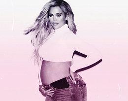 Mimo zdrady chciała, by był z nią podczas porodu. Khloe Kardashian urodziła!