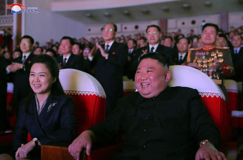 Kim Dzong Un i Ri Sol Ju nowe zdjęcia