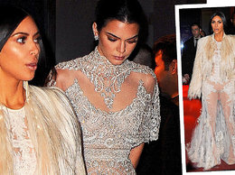 Kim i Kendall Kardashian
