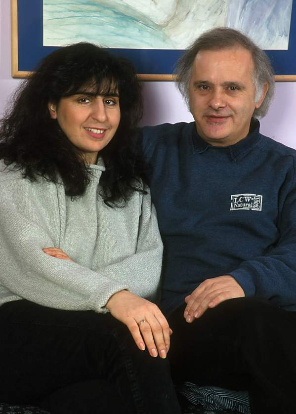 Kim jest mąż Eleni - Fotis Tzokas?