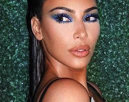 Kim Kardashian kolejny raz nago! Celebrytka pokazała wszystko...