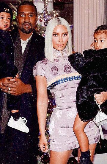 Kim Kardashian, Kanye West, dzieci gwiazd