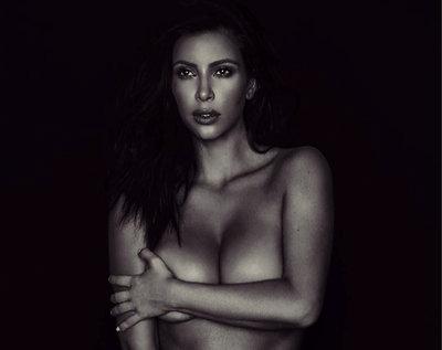 Kim Kardashian, nagie zdjęcia Kim Kardashian