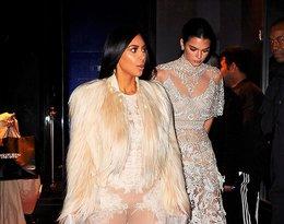 Kim Kardashian West i Kendall Jenner