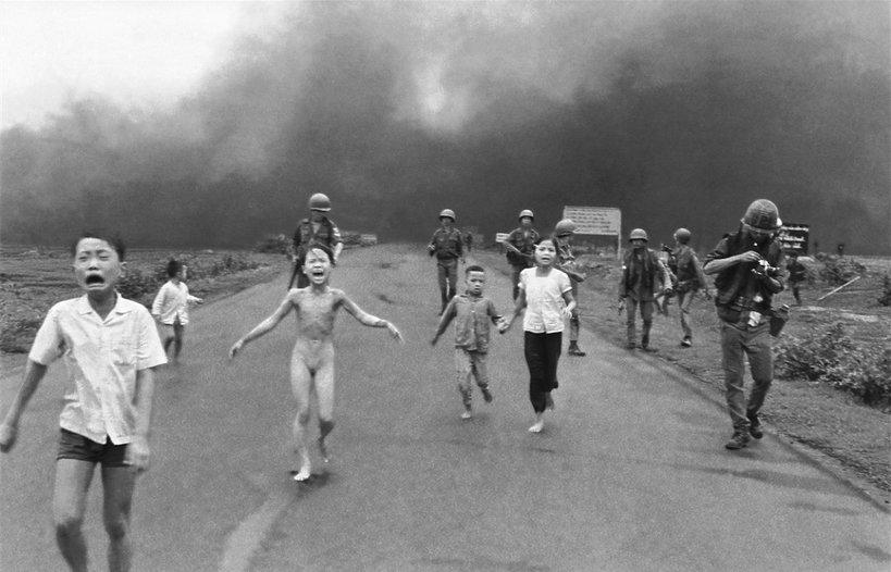 Kim Phúc w Wietnamie