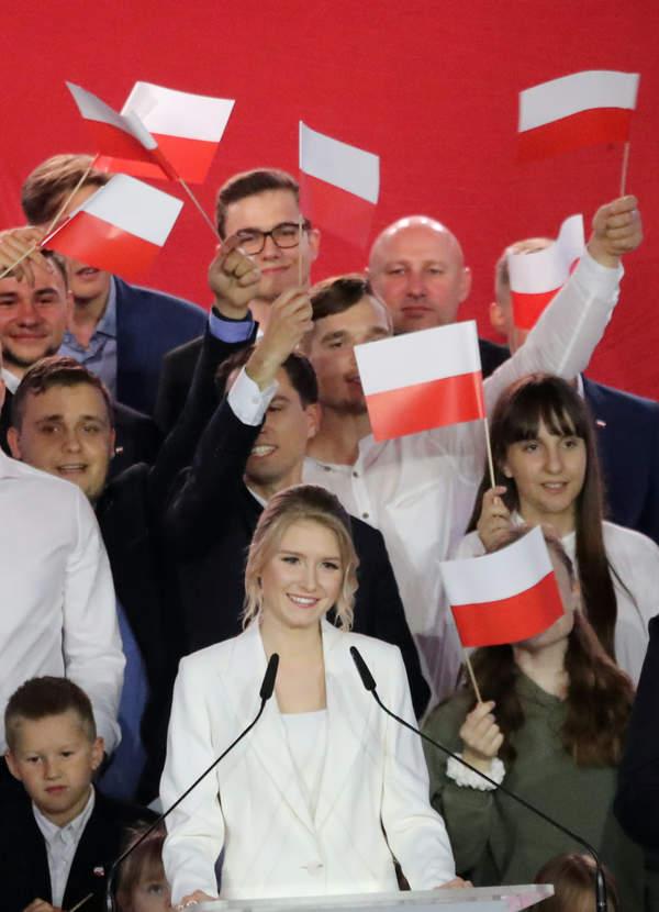 Kinga Duda, Wybory 2020