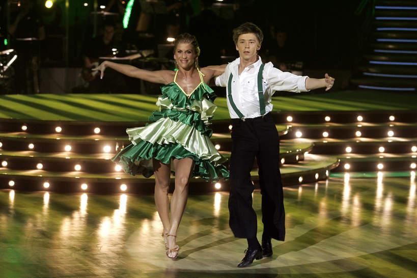 Kinga Jurecka, Bartosz Obuchowicz, Taniec z gwiazdami,2007