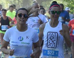 Kinga Rusin i Karolina Ferenstein Kraśko