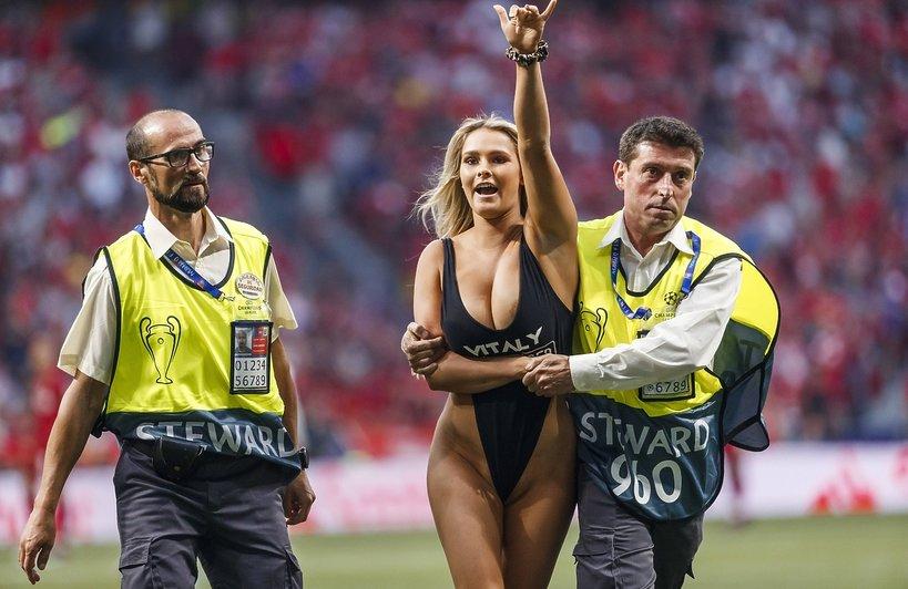 Kinsey Wolanski, Liga Mistrzów 2019