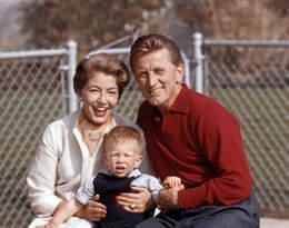 Kirk Douglas żona, Anna Douglas