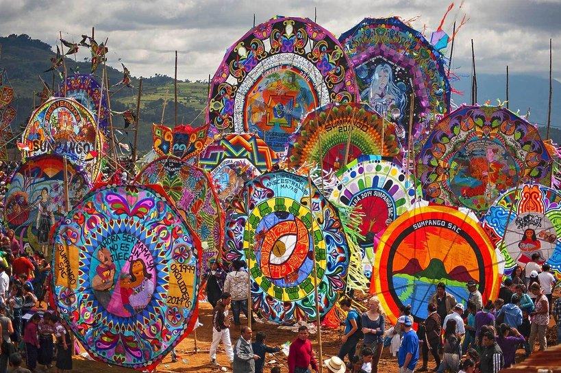 Kite Festival w Gwatelamali