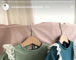 Klara Lewandowska, trendy, dziecięce ubranka