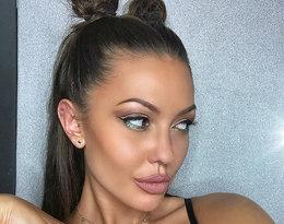 Klaudia Danach, polska Angelina Jolie
