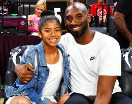 """Kobe Bryant:""""Czy chcę mieć syna? A po co? Mam córkę, która kontynuuje moje dziedzictwo"""""""
