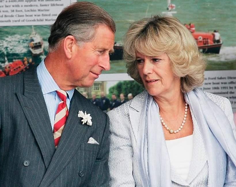 Kochanki księcia Karola: CAMILLA PARKER BOWLES