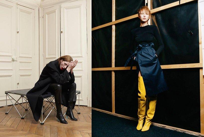 kolekcja mody Vêtements
