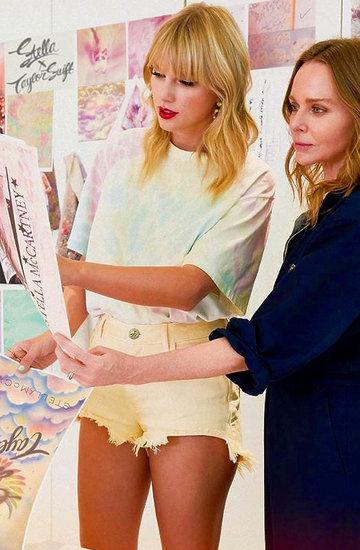 kolekcja Taylor Swift, Stella McCartney