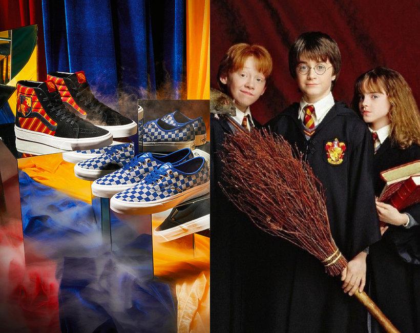 4f8a83d7c50de 13 zobacz 13 kolekcja Vans x Harry Potter ...