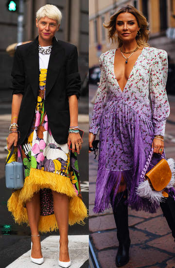 wyszczuplające sukienki na wiosnę 2021