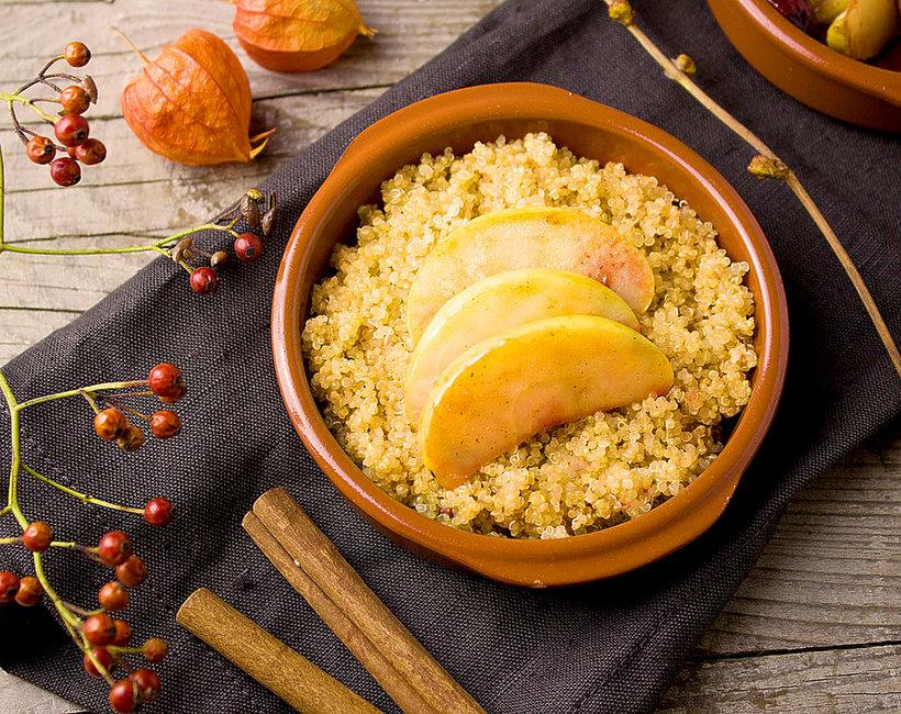 Komosa ryżowa - właściwości
