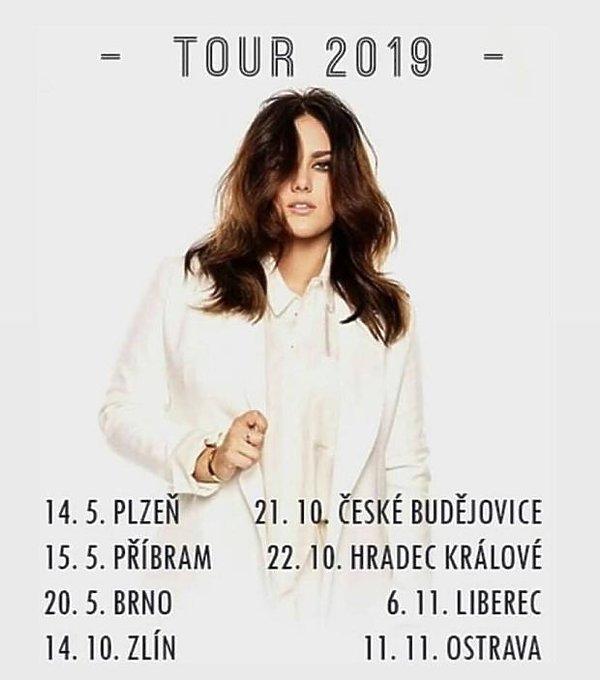 Koncerty Ewy Farnej - lato 2019
